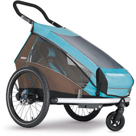 Croozer Regenverdeck für Kid Plus for 1 und Kid for 1